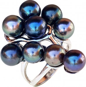 Dream Pearls - Bague Tahiti